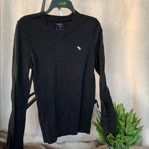 Abercrombie and Fitch- men's v neck sweater